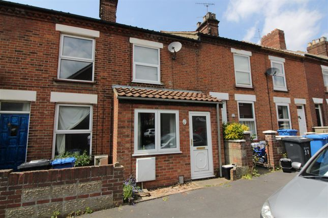 Thumbnail Terraced house for sale in Anchor Street, Norwich