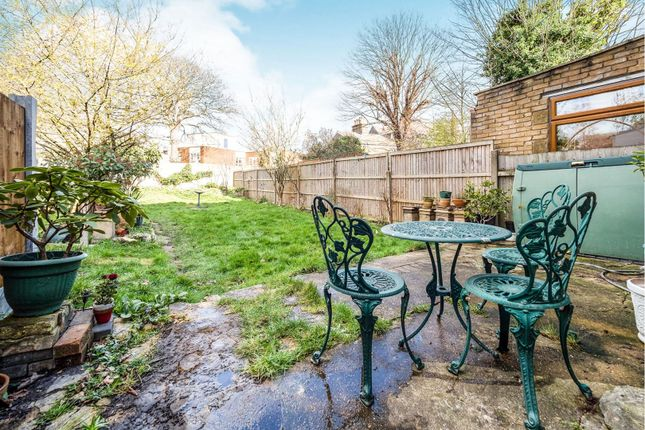 Garden of Fairlop Road, London E11