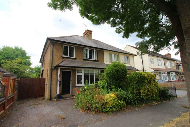 Thumbnail Semi-detached house for sale in South Drive, Warley, Brentwood