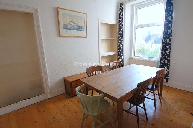 Dining Room of Palmerston Street, Stoke, Plymouth PL1