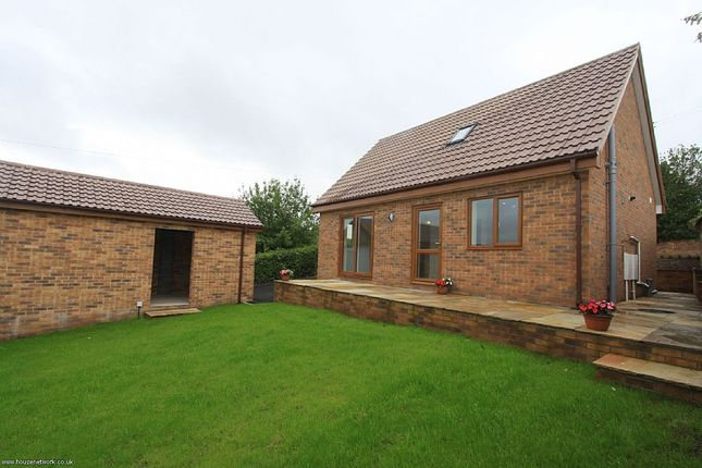 Thumbnail Detached bungalow for sale in The Gardens, Monmouth, Monmouthshire