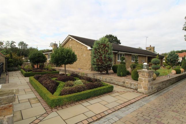 Thumbnail Detached bungalow for sale in Turnerwood, Thorpe Salvin, Worksop