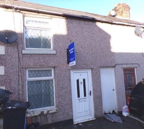 Thumbnail Terraced house for sale in Albert Street, Leeswood, Mold, Flintshire