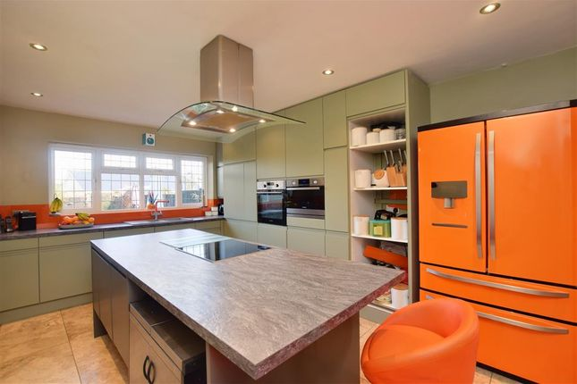 Thumbnail Detached house for sale in Cherry Orchard, Chestfield, Whitstable, Kent