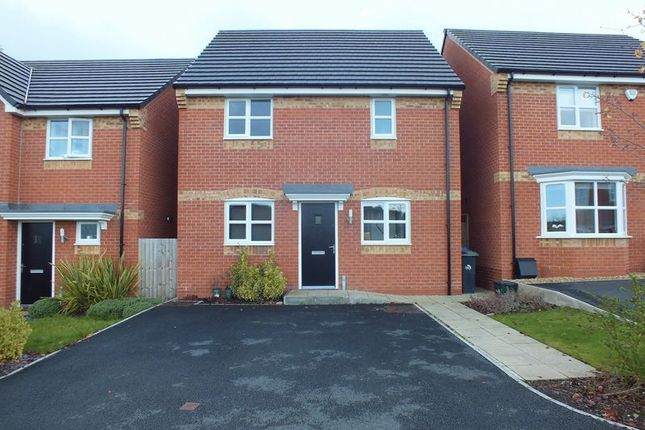 3 bed detached house for sale in Sandiacre Avenue, Sandyford, Stoke-On-Trent