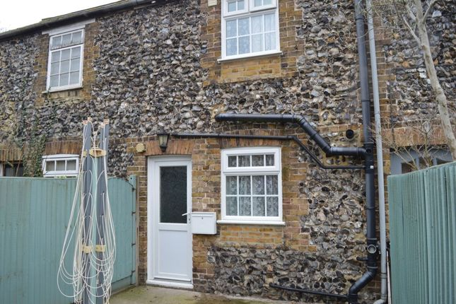 1 bed terraced house for sale in Station Road, Birchington CT7