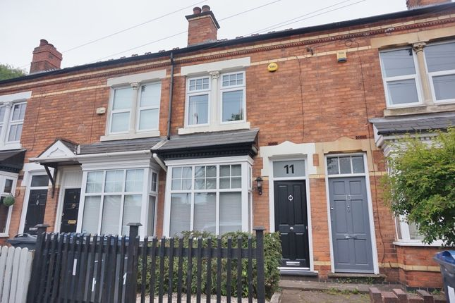 Thumbnail Terraced house for sale in Riland Road, Sutton Coldfield