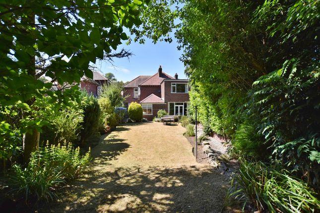 Garden of Whalley Road, Hale, Altrincham WA15