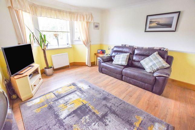 Thumbnail Flat for sale in Dunbeth Road, Coatbridge