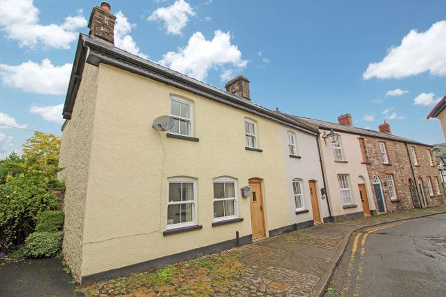 Thumbnail End terrace house for sale in Swan Lane, Llangattock, Abergavenny