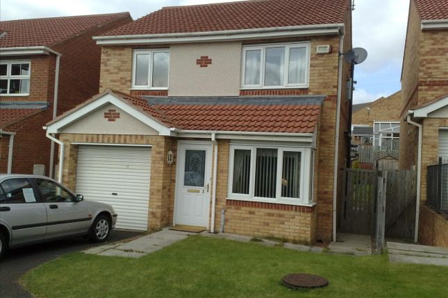 Thumbnail Detached house to rent in Stapleford Close, Denton Burn, Newcastle Upon Tyne