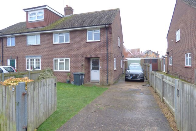 Thumbnail Semi-detached house for sale in Willow Way, Ampthill, Beds