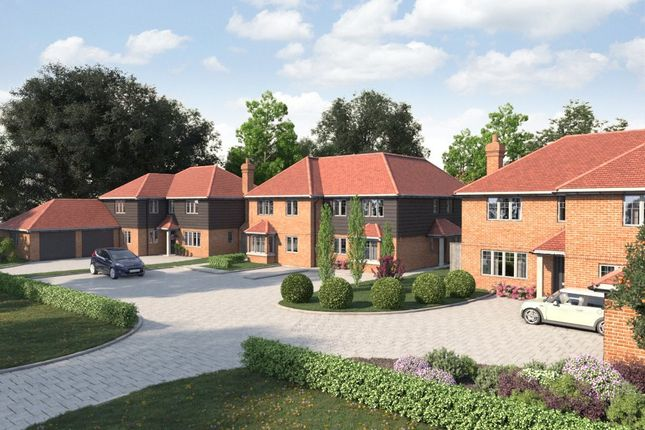Thumbnail Detached house for sale in Hammersley Lane, Penn, High Wycombe, Buckinghamshire