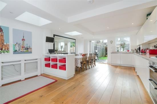 Thumbnail Terraced house for sale in Inman Road, London