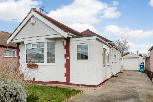 Thumbnail Bungalow for sale in Shaun Drive, Rhyl, Denbighshire