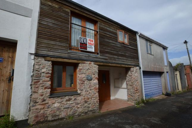 Thumbnail Terraced house for sale in Compton Place, St Marychurch, Torquay, Devon