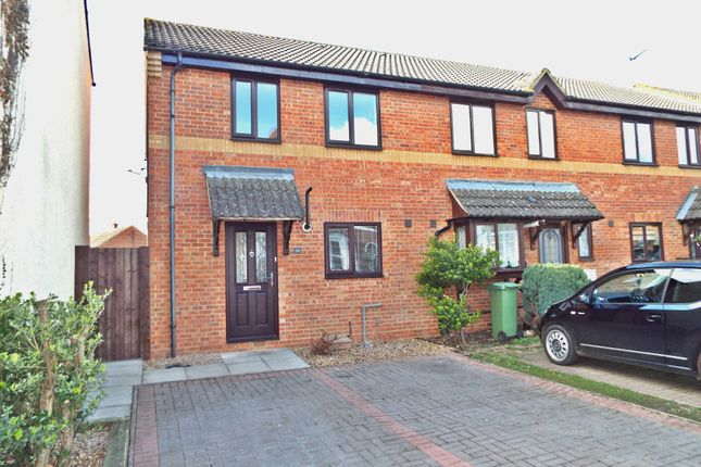Thumbnail End terrace house to rent in New Street, Earls Barton, Northamptonshire