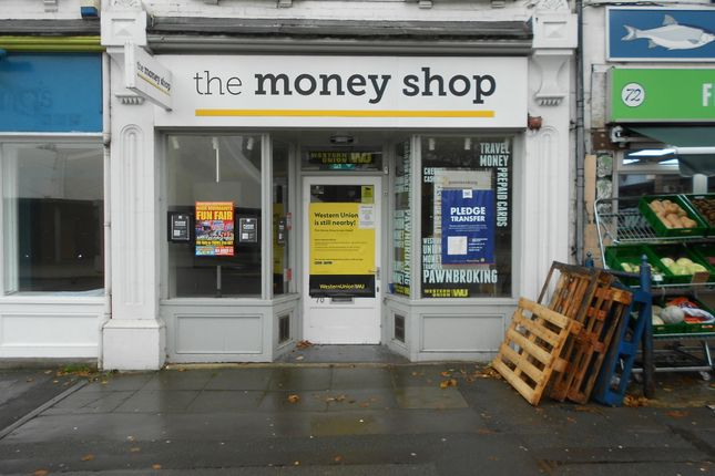 Thumbnail Retail premises to let in 70 Commercial Road, Swindon