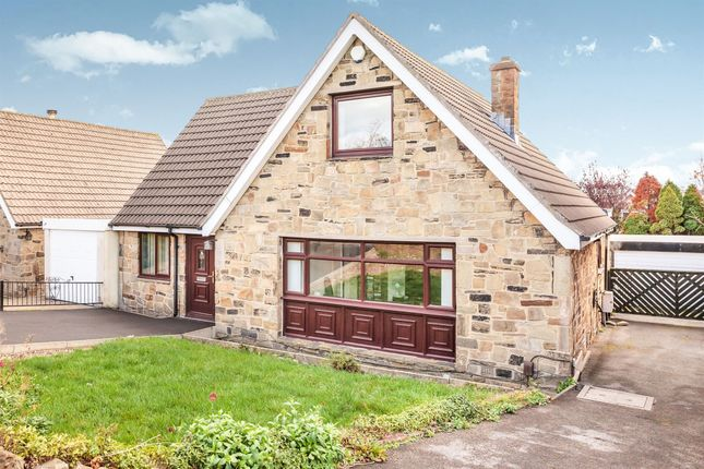 Thumbnail Detached bungalow for sale in Kitson Hill Road, Mirfield