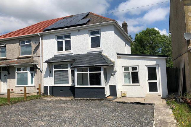 Thumbnail Property for sale in Peniel Green Road, Llansamlet, Swansea