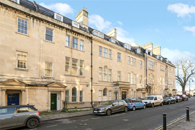 Thumbnail Flat for sale in Brock Street, Bath