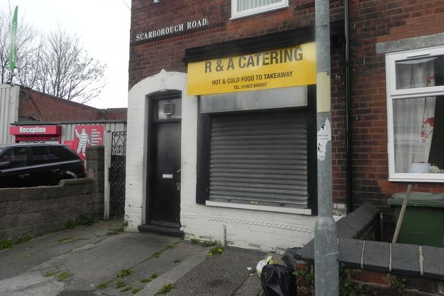 Thumbnail Land to rent in Scarborough Road, Walsall