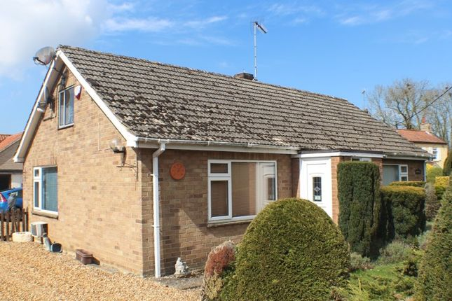 Thumbnail Bungalow for sale in Grafton, Winch Road, Gayton, King's Lynn, Norfolk
