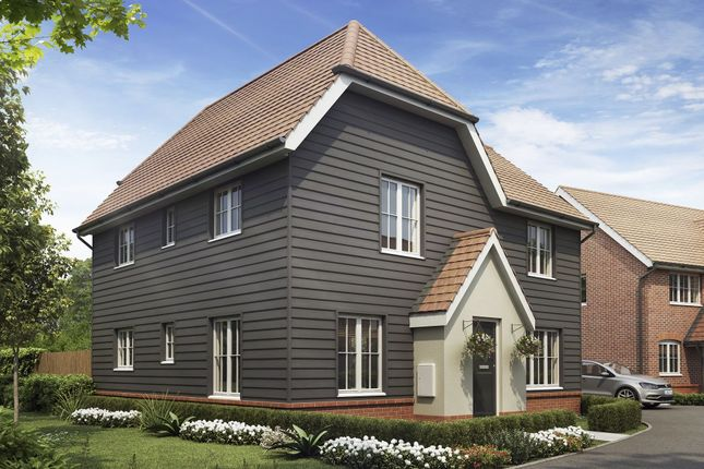 "Thumbnail Detached house for sale in ""Lincoln"" at Taylor Close, Harrietsham, Maidstone"