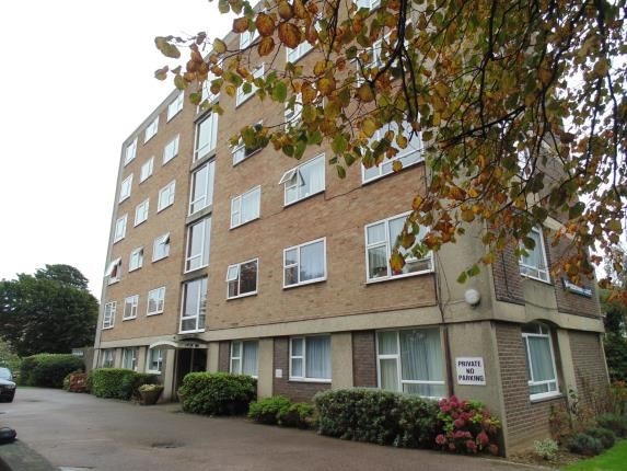 Thumbnail Flat for sale in Westbrooke Court, Crescent Road, Worthing, West Sussex