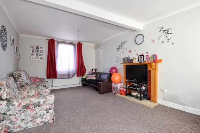 Thumbnail Terraced house for sale in Boundary Road, Newbury