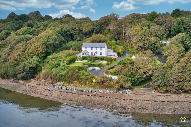 4 bed detached house for sale in Burton, Milford Haven SA73