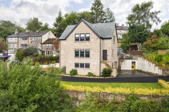 Thumbnail Detached house for sale in Mill Hill, Haworth, Keighley