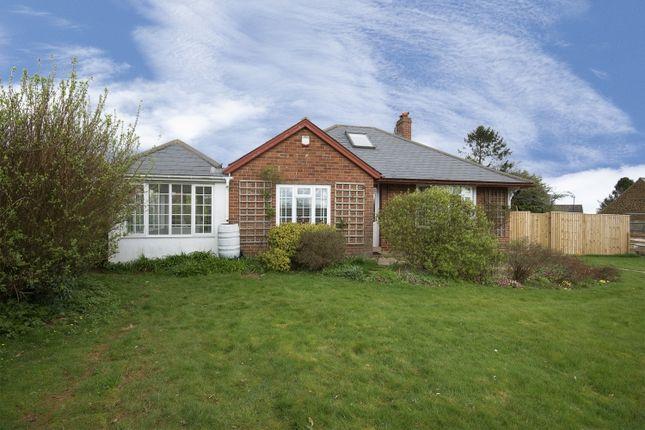 Thumbnail Detached bungalow to rent in Banbury Road, Thorpe Mandeville, Banbury