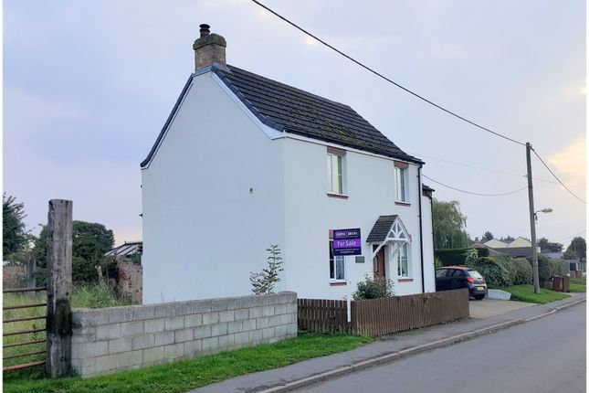 Thumbnail Detached house for sale in High Street, Wroot, Doncaster