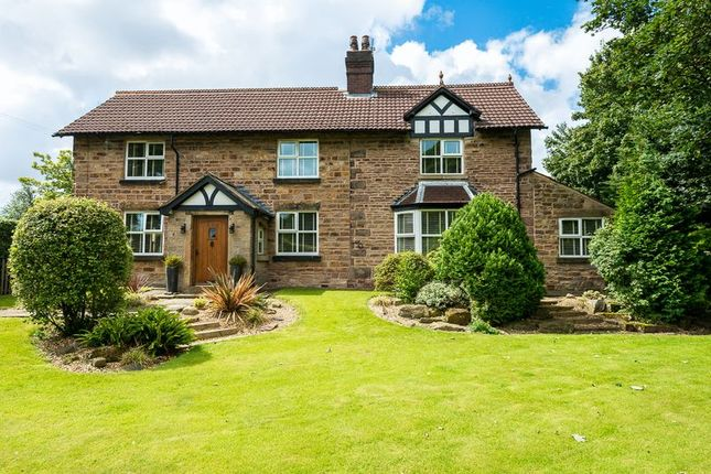 Thumbnail Farmhouse for sale in Red Rock Lane, Haigh, Wigan
