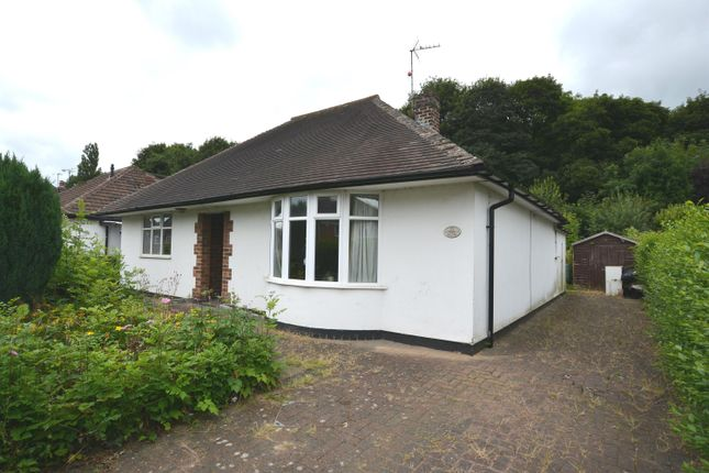 Thumbnail Detached bungalow for sale in Greenway, Wingerworth, Chesterfield