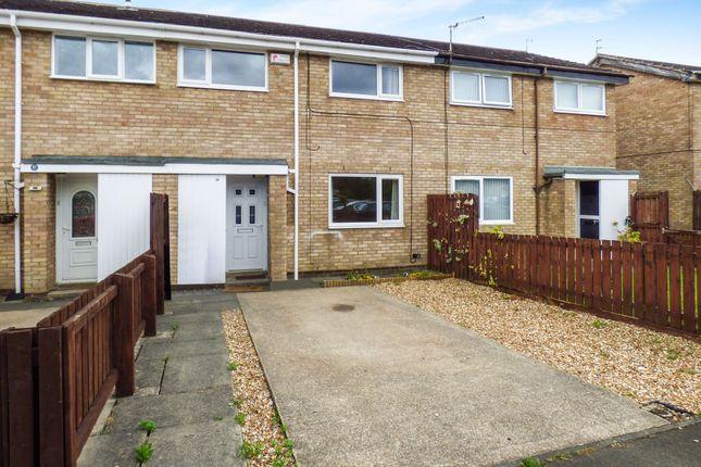 3 bed terraced house to rent in Alderley Way, Cramlington NE23