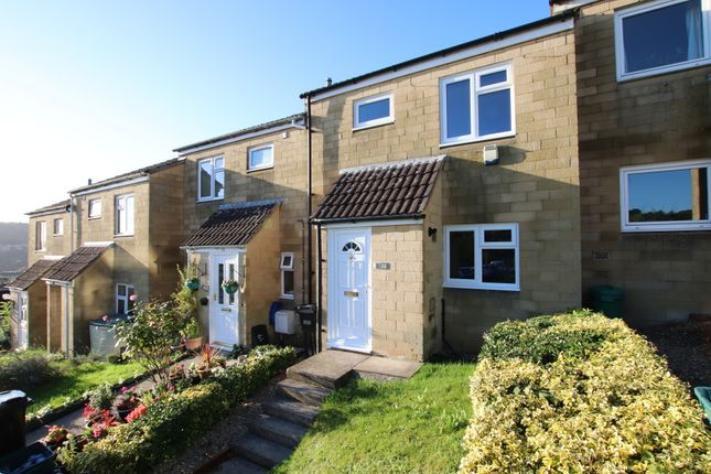 3 bed terraced house to rent in Valley View Close, Bath BA1