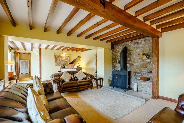 Thumbnail Detached house for sale in Ffordd Yr Odyn, Treuddyn, Mold, Clwyd