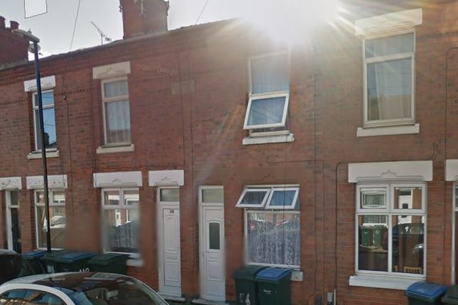 Thumbnail Terraced house to rent in Villiers Street, Coventry, West Midlands