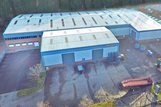 Thumbnail Light industrial for sale in Unit 1 2-4, Harrowbrook Industrial Estate, Fleming Road, Hinckley, Leicstershire