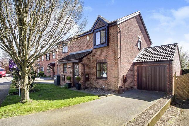 Thumbnail Semi-detached house to rent in Pentridge Drive, Ilkeston