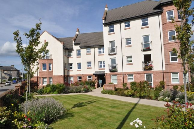 Thumbnail Flat for sale in 37 Moravia Court, Market Street, Forres