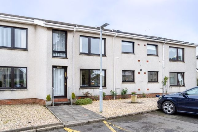 Thumbnail Flat for sale in 3 Briarhill Court, Prestwick