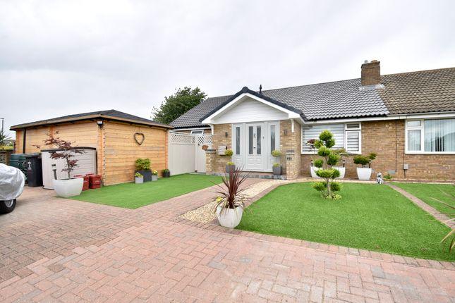 Thumbnail Semi-detached bungalow for sale in Trent Close, Stevenage
