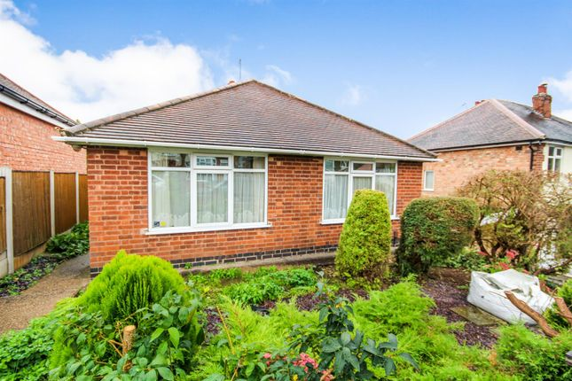 Thumbnail Detached bungalow for sale in Imperial Avenue, Gedling, Nottingham