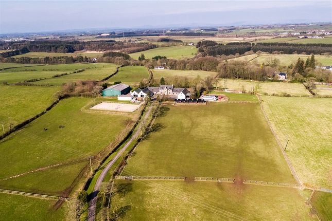 Thumbnail Commercial property for sale in Hillhousehill Farm, Grassyards Rd, Fenwick
