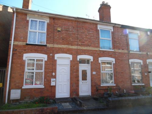 Thumbnail Terraced house for sale in Blakefield Road, St. John's, Worcester
