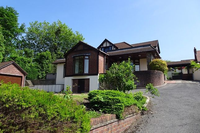 Thumbnail Detached house for sale in Church View, Baglan, Port Talbot, Neath Port Talbot.