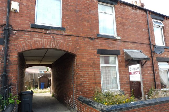 Front View of Bartholomew Street, Wombwell S73